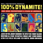 Various Artists: 100% Dynamite ! Ska, Soul, Rocksteady & Funk in Jamaica