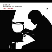 J.S. Bach: Inventions and Sinfonias, BWV 772-801 / Zhu Xiao-Mei, piano