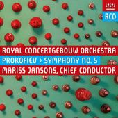 Prokofiev: Symphony No. 5 in B flat, Op. 100 (1944) / Royal Concertgebouw Orchestra, Mariss Jansons (live, September 2014)