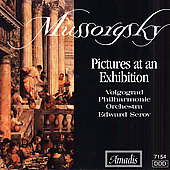 Mussorgsky: Pictures at an Exhibition, etc / Serov, et al