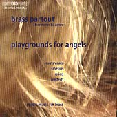 Playgrounds for Angels - Nordic Music for Brass / Partout