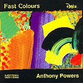 Powers: Fast Colours, etc / Psappha