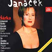 Janacek: Sarka / Mackerras, Urbanova, Straka, Brezina, et al