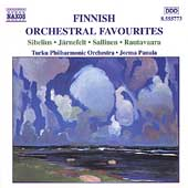 Finnish Orchestral Favorites / Panula, Turku PO