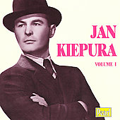 Jan Kiepura Volume 1