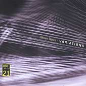 Steve Reich: Variations, Six Pianos / San Francisco Symphony and Edo de Waart (original recording reissued)