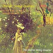 Dvorak: String Quartets no 9 & 14 / Delme String Quartet