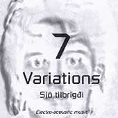 Olafsson: Sjo Tilbrigai - Variations - 7