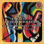 Expanded Edition - Brahms, Beethoven, Mozart / Ma, Ax, et al