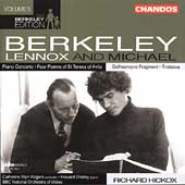 Berkeley Edition Vol 5 - Lennox and Michael Berkeley