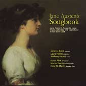Jane Austen's Songbook / Baird, et al