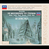 Classic Opera - Wagner: Die Meistersinger / Solti, et al