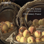 The Trio Sonata - Lully, Couperin, etc / London Baroque