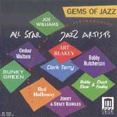 Various Artists: Gems of Jazz: All Star Jazz Artists
