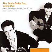 Grand Duo - 19th Century Guitar Duos / Arada Guitar Duo
