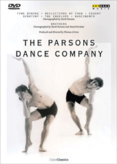 The Parsons Dance Company / Stravinsky, Mozart, Linton, Rossini, etc. [DVD]
