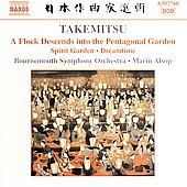 Takemitsu: A Flock Descends..., etc / Alsop, et al