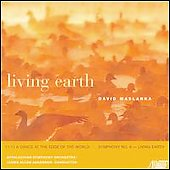 Maslanka: Living Earth / Anderson, Appalachian SO
