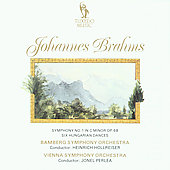 Brahms: Symphony no 1, Hungarian Dances / Hollreiser, et al