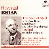 Brian: The Soul of Steel, Legend / Cook, Vignoles, Levine