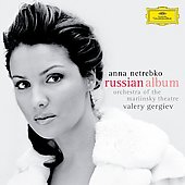 Russian Album - Rimsky-Korsakov, etc / Netrebko, Gergiev