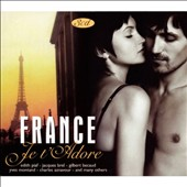 Various Artists: France Je T'Adore