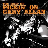 Various Artists: Best of Pickin on Gary Allen: The Ultimate Tribute