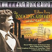 Film Music Classics - Perry: The  Innocents Abroad and other Mark Twain films / Perry, Slovak PO, et al