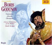 Mussorgsky: Boris Godunov / Ermler, Nesterenko, Obratsova, Atlantov, et al