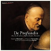 De Profundis - Bach, Bruhns, Buxtehude, Tunder / Pierlot, MacLeod, Fernandez, Ricercar Consort