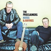 The Proclaimers: Notes & Rhymes