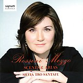 Rossini Mezzo - Scenes and Arias / Silvia Tro Santaf&eacute;
