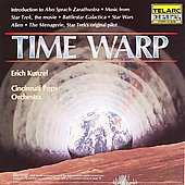 Erich Kunzel (Conductor): Time Warp