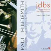 Paul Hindemith: In Memoriam / Young German Brass Soloists