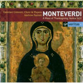 Monteverdi: Feast of Sancta Maria
