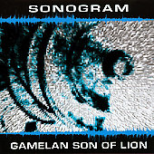 Gamelan Son of Lion: Sonogram *