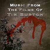City of Prague Philharmonic Orchestra: Music from the Films of Tim Burton