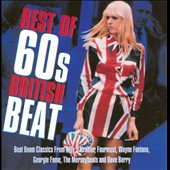 Various Artists: Best of 60's: British Beat