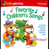 Various Artists: Baby Genius: Favorite Children's Songs