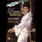 Frank Gorshin/Dionne Warwick: Live in Cabaret July 18th 1975