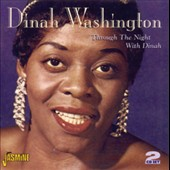 Dinah Washington: Through the Night with Dinah