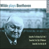 David Wilde Plays Beethoven