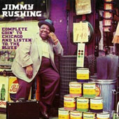 Jimmy Rushing: Complete Goin' to Chicago and Listen to the Blues