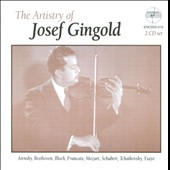 The Artistry of Josef Gingold