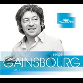 Serge Gainsbourg: Les Talents du Siecle