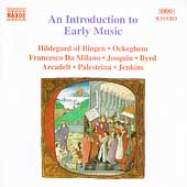 An Introduction to Early Music - Hildegard of Bingen, et al