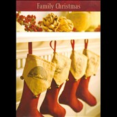 Various Artists: Family Christmas [Somerset] [Digipak]