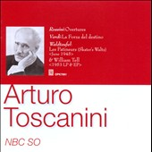 Arturo Toscanini conducts Rossini, Verdi & Waldteufel / NBC SO