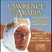 Maurice Jarre/London Philharmonic Orchestra: Lawrence of Arabia [Original Motion Picture Soundtrack]