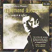 The Legendary Pianist Raymond Lewenthal - Alkan, Liszt